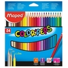 LAPICES MAPED COLOR´PEPS X 24
