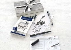Faber Castell Hand Lettering All You Need X9 - comprar online