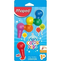 Crayones Maped Color Peps x 6