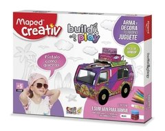 Set Creativ Surf Band Build & Play Didáctico Maped