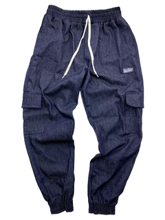Jogger Cargo Jeans