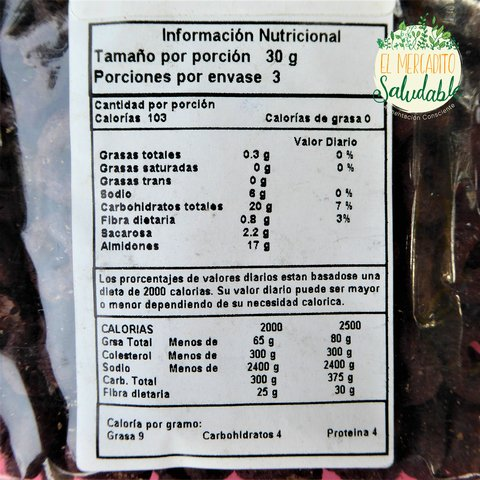 Quinua Loops -  100GR - Chocolate/MIEL - El Mercadito Saludable