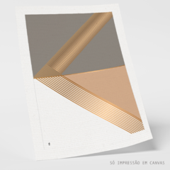 Quadro - Golden Geometric 2