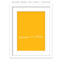 Quadro - Because I'm Happy