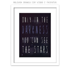 Imagem do Quadro - Only the Darkness