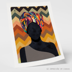 Quadro - African Woman 1
