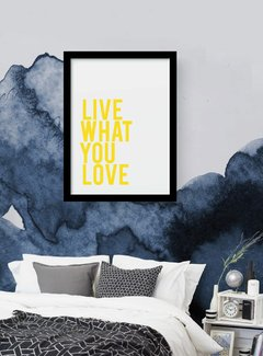 Quadro - Live what you love