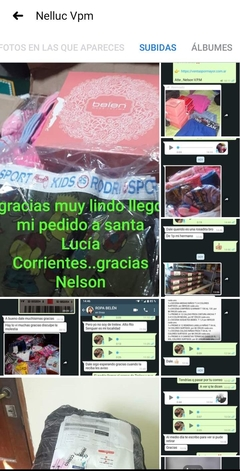 REFERENCIAS: FOTOS FACEBOOK.