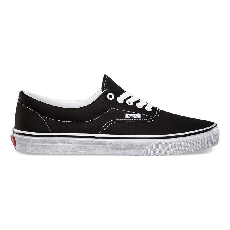 Zapatillas Vans Era Black White - Pura Vida Skateshop