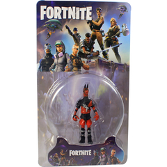Boneco Fortnite Battle Royale - Lhama Shuriken Llamurai - 9cm na internet