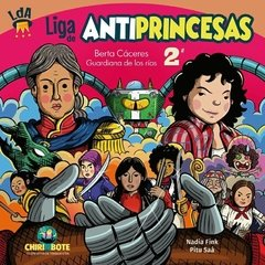 Liga antiprincesas #2