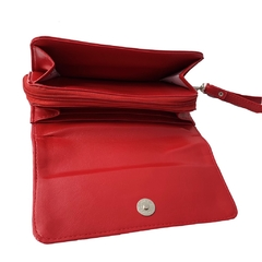 CLUTCH BARCELONA - RED - comprar online