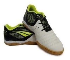 Botines Penalty Futsal Adulto Max 400 Ng/bl - 124112 - Bl/am