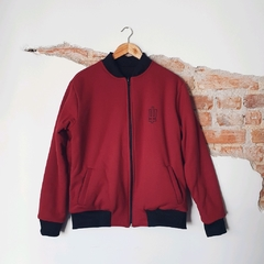 KIDS LOVE SATAN BOMBER JACKET - yuf