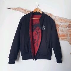 KIDS LOVE SATAN BOMBER JACKET on internet