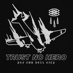 CAMISETA NO HERO - comprar online