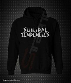 Moletom - Suicidal Tendencies (Logo)