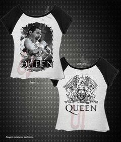 Baby Look Raglan - Queen