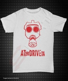 Camiseta Raglan - At the Drive-In (¡Alfaro Vive, Carajo!)