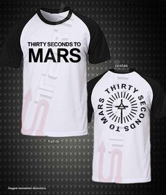 Raglan - Thirty Seconds to Mars (The Monolith) - comprar online