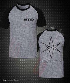 Camiseta Raglan - Bring Me The Horizon (AMO)