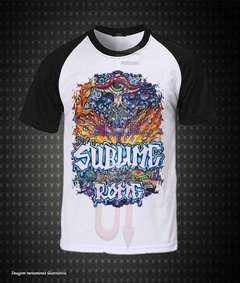 Camiseta Raglan - Sublime With Rome - comprar online