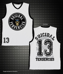 Regata Basquete - Suicidal Tendencies