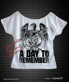 Canoa - A Day To Remember - comprar online