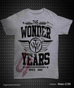 Camiseta, Regata ou Baby Look - The Wonder Years