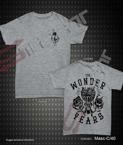 Camiseta, Regata ou Baby Look - The Wonder Years - comprar online