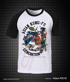 Raglan - Asian Kung-Fu Generation