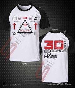 Raglan - Thirty Seconds to Mars - comprar online