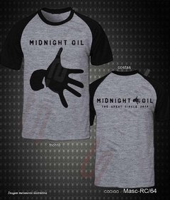 Raglan - Midnight Oil