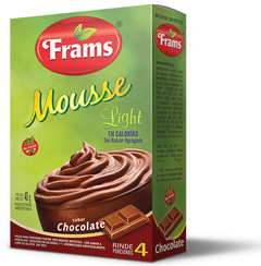 Mousse Light de Chocolate - Frams
