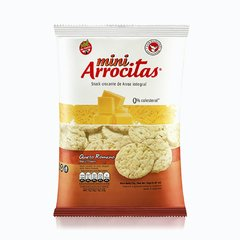 Snack de arroz - Queso - Miniarrocitas