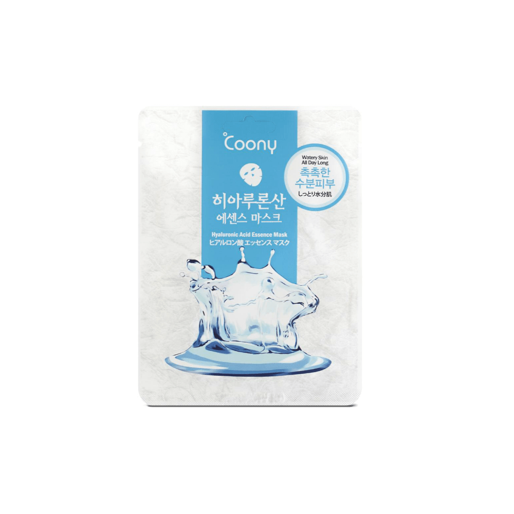 COONY HYALURONIC ACID Essence Mask