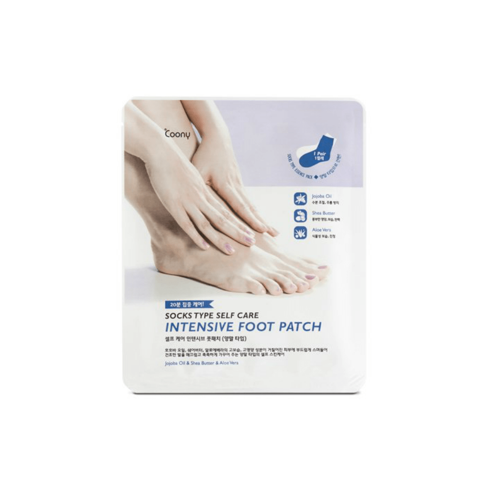 COONY INTENSIVE FOOT PATCH
