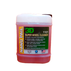 Super Wheel Cleaner Ultra Concentrado 64 oz