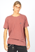 CAMISETA LISA RUBY WINE - comprar online