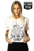 CAMISETA SKULL NO GENDER