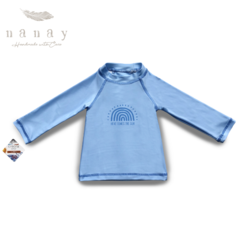 REMERAS UV 50+ - Nanay «Handmade with care»