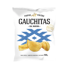 Papas fritas Gauchitas 100 Gr