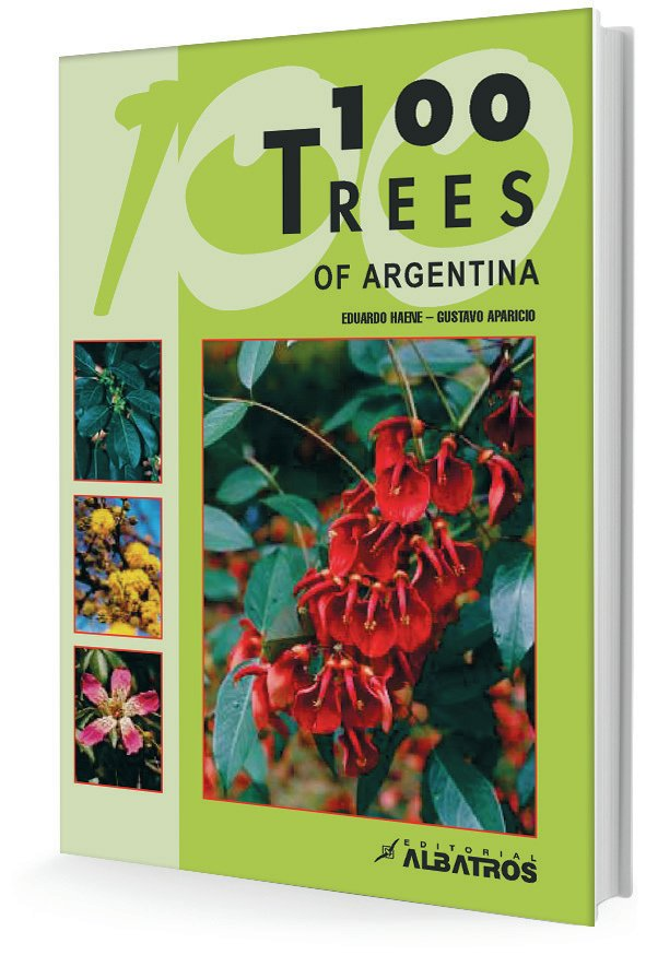 100 Trees of Argentina - Haene, Aparicio