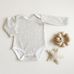 Body H/A Star grey/beige