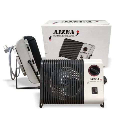 Caloventor Aizea Frio Calor Termostato 2000w Regulable - comprar online