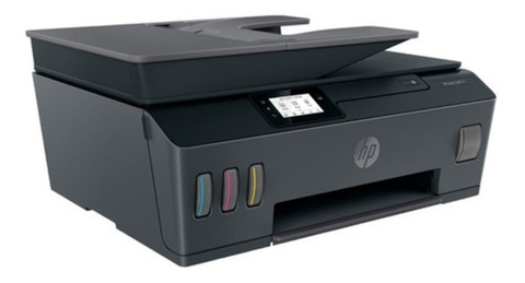 Impresora Color Multifunción Hp Smart Tank 615 Con Wifi