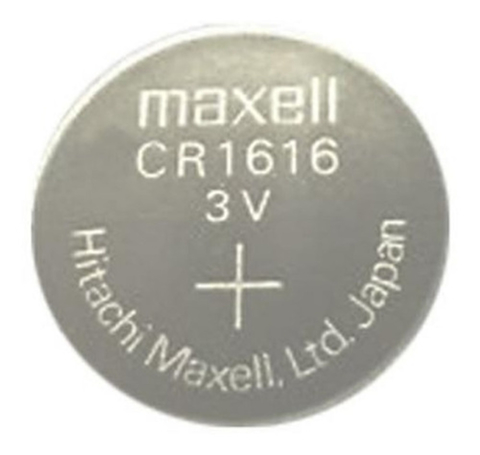 Pila Boton Maxell Cr1616 Bateria Litio Cr 1616