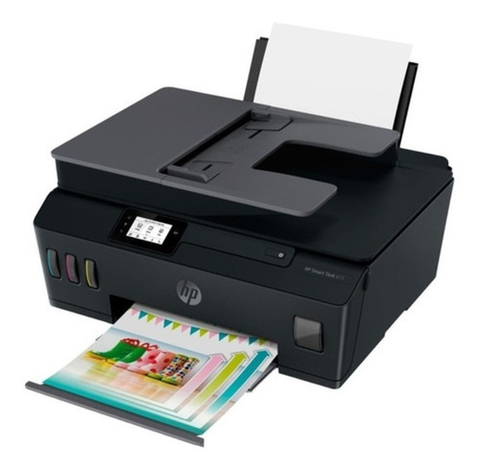 Impresora Color Multifunción Hp Smart Tank 615 Con Wifi - comprar online