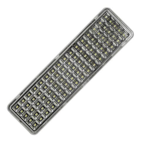 Luz De Emergencia Atomlux 2020 Litio Plus 80 Led Ultra Slim - Depot