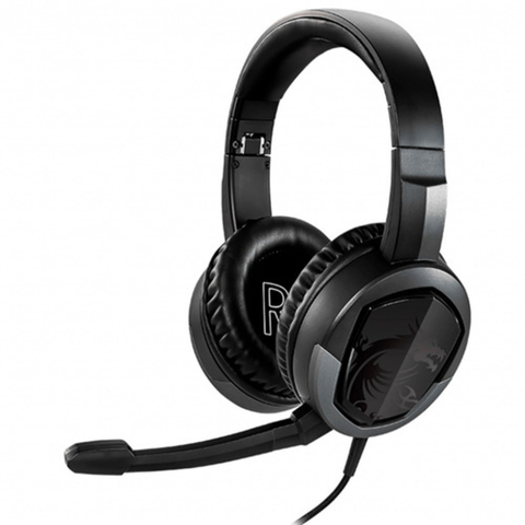 Auriculares Gamer Msi Immerse Gh30 V2 Gaming Headset Pc Ps4 - tienda online